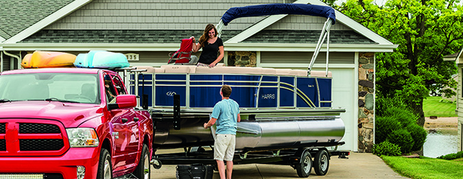 Tip to owning your first boat by Harris Pontoon Boats