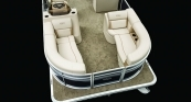 Almond Interior Bow Seating