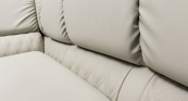French Gray Pillow Top Furniture Detail