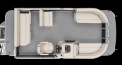 LX 200 Cruise Floorplan
