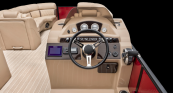 Helm With Simrad GO5