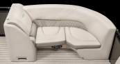 French Gray Standard Port Bow Lounger