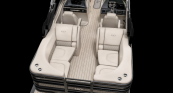 French Gray Standard Aft Seating