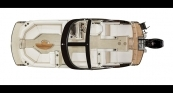 Crowne 250 DL Floorplan