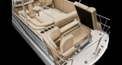 Rear Facing Lounger Storage