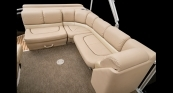 Desert Camel Pillow Top CS Floorplan Aft Lounging Area