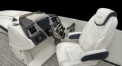 Helm With Glass Dash and Ivory Cashmere Interior