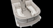Grand Mariner - Bow Seating w/ French Gray Interior