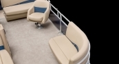 Omni Bow Seating w/ Desert Camel Interior