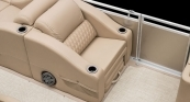 Solstice - Club Chair w/ Desert Camel Interior