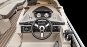 Sunliner Helm w/ French Gray Interior